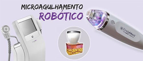 Microagulhamento Robótico