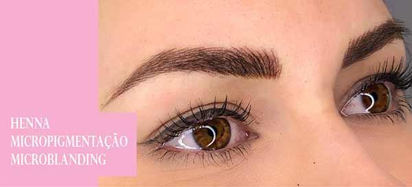 Henna Micropigmentação e Microblanding
