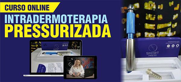 Curso de Intradermoterapia Pressurizada Online