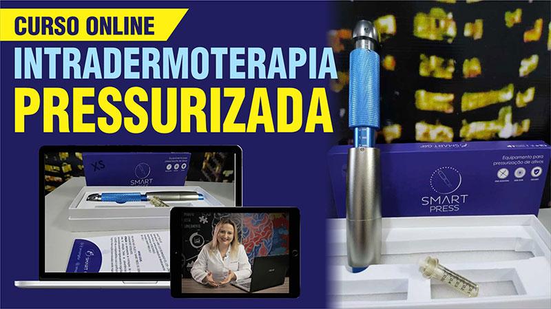 Curso Intradermoterapia Pressurizada Online