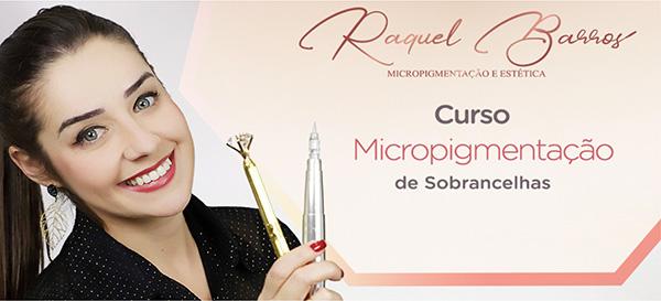 Curso Micropigmentação Sobrancelhas