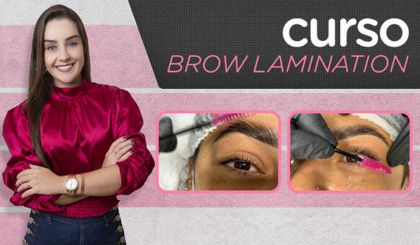 Curso Brow Lamination Online